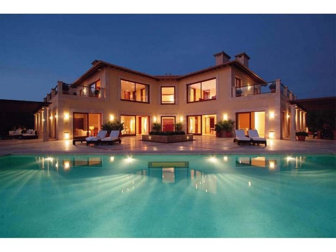 Casa para uma família for sales at Luxury villa with impressive view to Las Brisas Andratx, ML 07157 Espanha