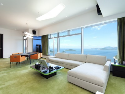 Appartement for sales at Grosvenor Place Repulse Bay, Hong-Kong