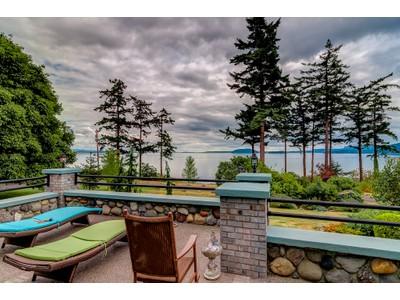 단독 가정 주택 for sales at Samish Island Retreat 9151 Samish Island Rd Bow, 워싱톤 98232 미국