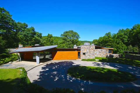 dc001257d519b3 Single Family Home for sale at Magnificent. Modern. Magical. 46 Senff Road
