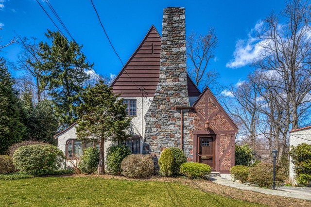 Picturesque Tudor/Storybook Charm, Mount Vernon, New York 10552   TTR  Sotheby's International Realty