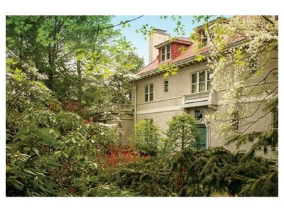 Single Family for sales at 63 Hillside Rd  Brookline, Massachusetts 02445 United States