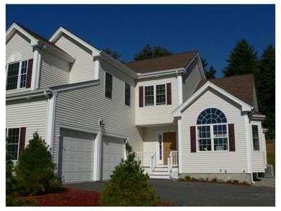 Condominium for sales at 25 Rockville Meadows  Millis, Massachusetts 02054 United States