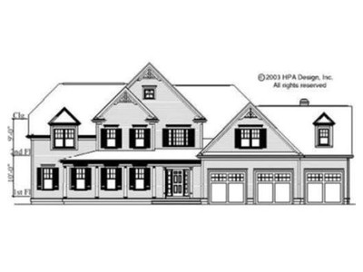 Single Family for sales at 183 High St  Westwood, Massachusetts 02090 United States