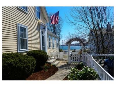Single Family for sales at 45 Granite St  Rockport, Massachusetts 01966 United States