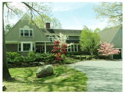 Single Family for sales at 13 Randall Lane  Mattapoisett, Massachusetts 02739 United States