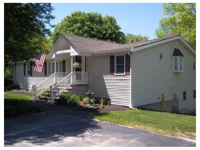 Single Family for sales at 23 Ring Road  Plympton, Massachusetts 02367 United States