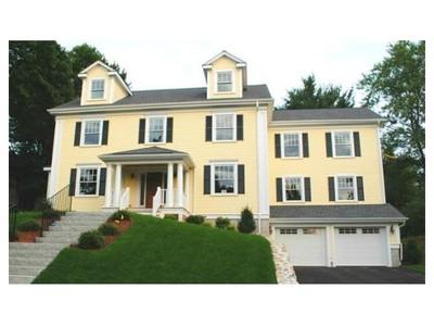 Single Family for sales at 75 Simonds Rd  Lexington, Massachusetts 02420 United States