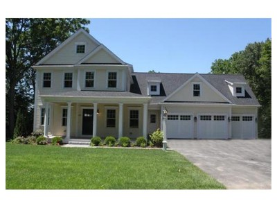 Single Family for sales at 109 Rockland St  Natick, Massachusetts 01760 United States