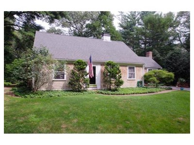 Single Family for sales at 110 Duck Hill Road  Duxbury, Massachusetts 02332 United States