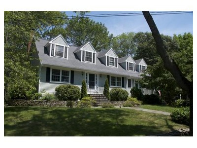 Single Family for sales at 3 Chubbs Brook Lane  Beverly, Massachusetts 01915 United States