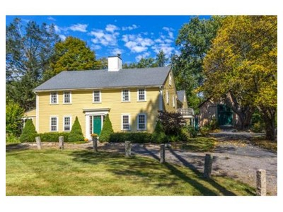 Single Family Home for sales at 148 Orchard Street  Millis, Massachusetts 02054 United States