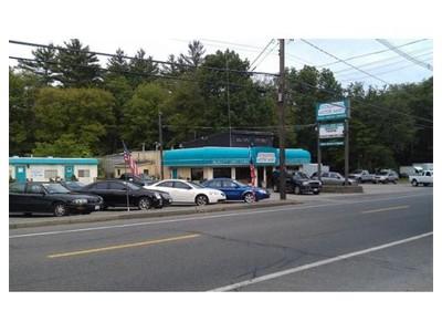 Income Property for sales at 1518 Washington Street  Stoughton, Massachusetts 02072 United States