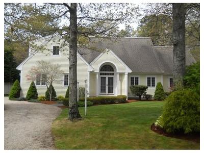 Single Family for sales at 9 Driftwood Circle  Mashpee, Massachusetts 02649 United States