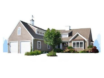 Single Family for sales at 4 Stevens Way  Hingham, Massachusetts 02043 United States