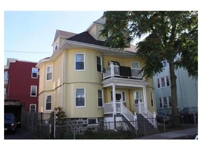 Multi Family for sales at 61 Corona  Boston, Massachusetts 02124 United States