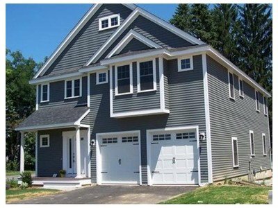 Single Family for sales at Lot 1 Granite Post Rd.  Concord, Massachusetts 01742 United States