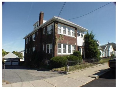 Multi Family for sales at 48-52 Cedrus Ave.  Boston, Massachusetts 02131 United States