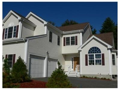 Eigentumswohnung for sales at 5 Rockville Meadows #5  Millis, Massachusetts 02054 Vereinigte Staaten