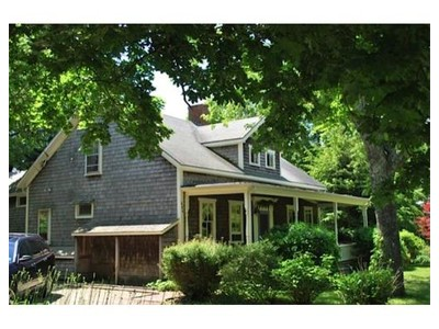 Single Family for sales at 694 State Rd  West Tisbury, Massachusetts 02575 United States