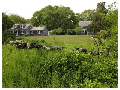 Single Family for sales at 227 South Gate Road  West Tisbury, Massachusetts 02557 United States