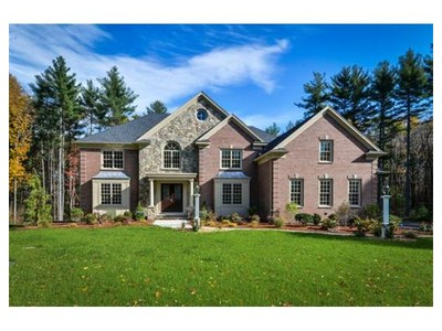Single Family for sales at Lot 4 Cobblers Way  Hopkinton, Massachusetts 01748 United States