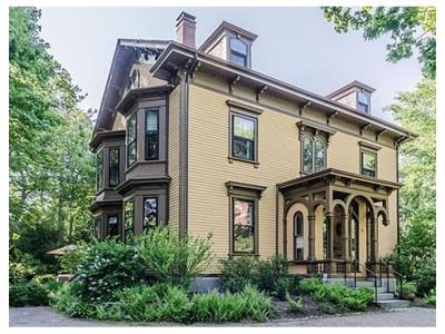 Single Family for sales at 83 Elm St  Boston, Massachusetts 02130 United States