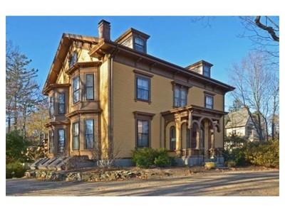 Multi Family for sales at 83 Elm St  Boston, Massachusetts 02130 United States