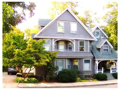 Single Family for sales at 131 Charlesbank Rd  Newton, Massachusetts 02458 United States