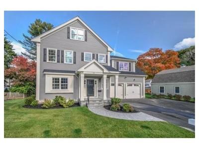 Single Family for sales at 15 Howe Road  Needham, Massachusetts 02492 United States