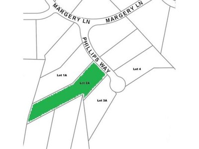 Land for sales at Lot 2a Phillip's Way  Westwood, Massachusetts 02090 United States