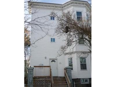 Multi Family for sales at 79 Topliff St  Boston, Massachusetts 02122 United States