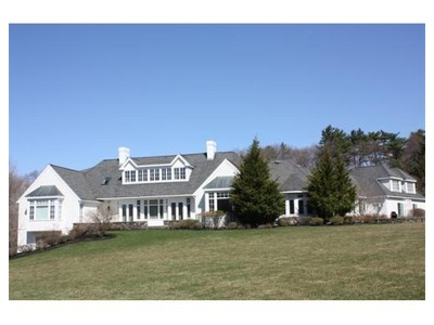 Single Family for sales at 1099 Brush Hill Road  Milton, Massachusetts 02186 United States