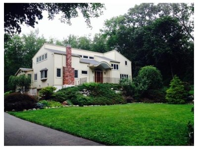 Single Family for sales at 102 Byron Rd  Weston, Massachusetts 02493 United States