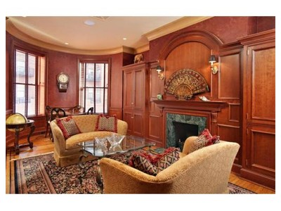 Single Family for sales at 198 Commonwealth Ave.  Boston, Massachusetts 02116 United States