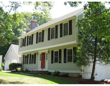 Single Family for sales at 493 Towne Street  North Attleboro, Massachusetts 02760 United States