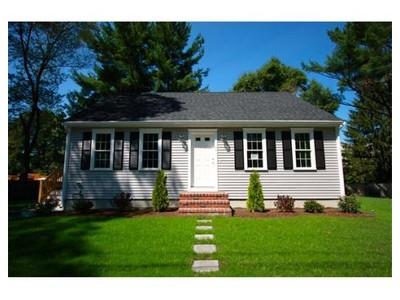 Single Family for sales at 11 Moore Street  Brockton, Massachusetts 02302 United States