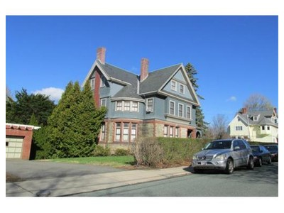 Single Family Home for  at 25 Carruth Street  Boston, Massachusetts 02124 United States