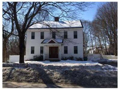 Multi Family for sales at 173 Elm St  North Attleboro, Massachusetts 02760 United States