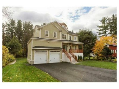 Single Family for sales at 264 Concord Road  Bedford, Massachusetts 01730 United States