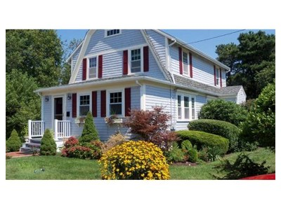 Single Family for sales at 36 Owens Street  Barnstable, Massachusetts 02601 United States