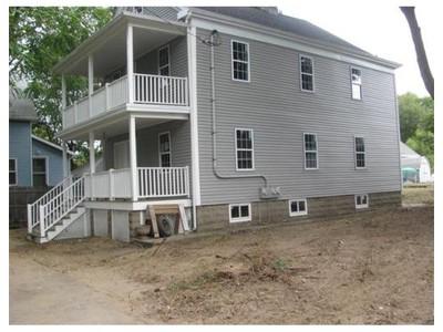 Multi Family for sales at 40-R Parker Street  Attleboro, Massachusetts 02703 United States
