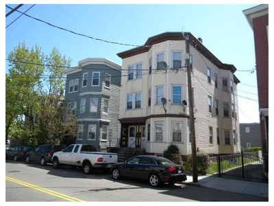 Multi Family for sales at 376 Prospect St  Cambridge, Massachusetts 02139 United States