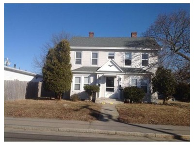 Multi Family for sales at 11 East St  North Attleboro, Massachusetts 02760 United States