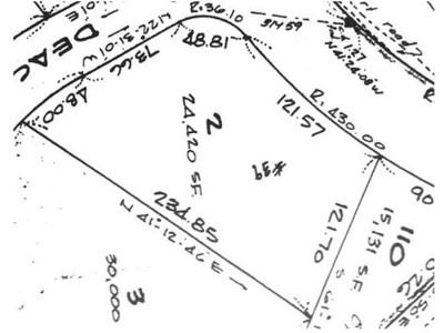 Land for sales at 39 Deacons Path  Sandwich, Massachusetts 02563 United States