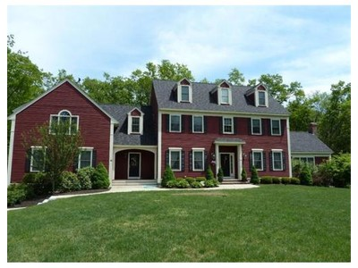 Single Family for sales at 23 Olde Coach Road  North Reading, Massachusetts 01864 United States
