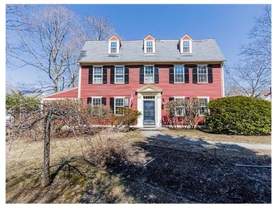 Single Family for sales at 399 Waltham Street  Newton, Massachusetts 02465 United States