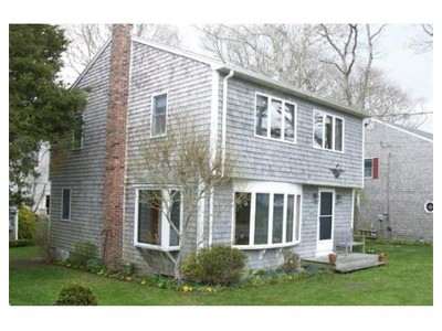 Single Family for sales at 54 Tahanto Road  Bourne, Massachusetts 02559 United States