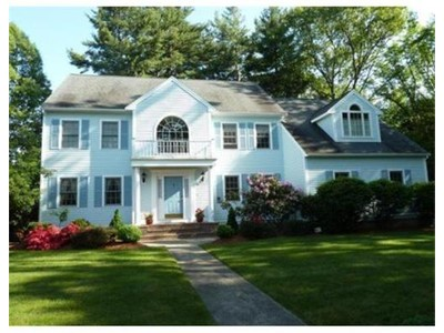 Single Family for sales at 6 Walnut St  Acton, Massachusetts 01720 United States