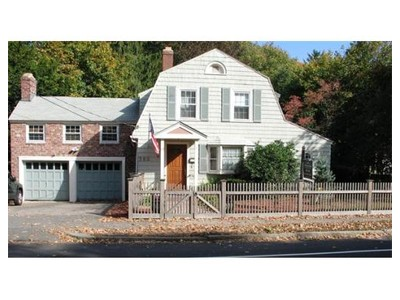 Single Family for sales at 362 Clyde St  Brookline, Massachusetts 02467 United States